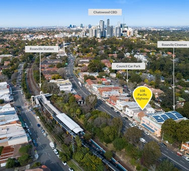 108 Pacific Highway, Roseville, NSW 2069