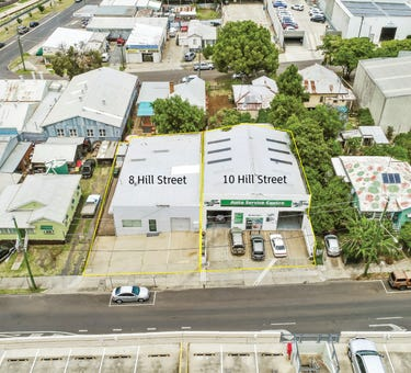 8 & 10 Hill Street, Toowoomba City, Qld 4350
