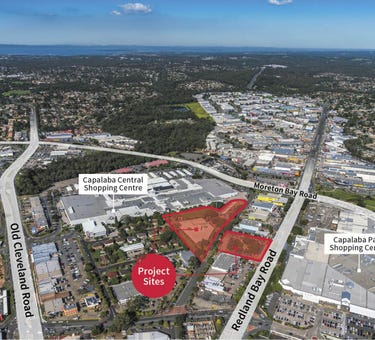 Capalaba Town Centre Revitalisation Project, 19 Rickey Street, Capalaba, Qld 4157
