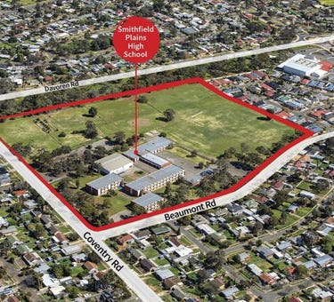 Former Smithfield Plains High School, Lot 126 Coventry Road, Smithfield Plains, SA 5114