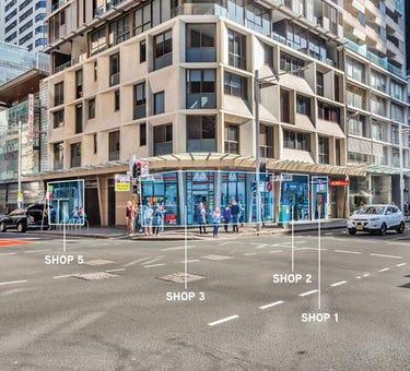Shops 1, 2, 3 & 5/209 Castlereagh Street, Sydney, NSW 2000