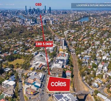 Coles Supermarket Development Opportunity Taringa, 216-224 Moggill Road, Taringa, Qld 4068