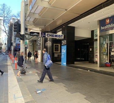 Shop A, 261 George Street, Sydney, NSW 2000