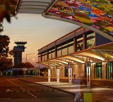 Darwin International Airport 1 Henry Wrigley Drive, Darwin City, NT 0800