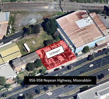 956 - 958 Nepean Highway, Moorabbin, Vic 3189