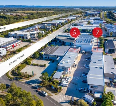 Unit 5 & 7, 8 Oxley Street, North Lakes, Qld 4509