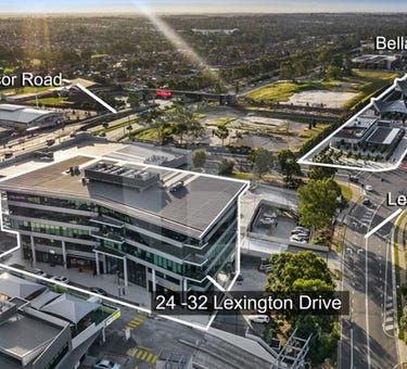 Suite E210, 24-32 Lexington Drive, Bella Vista, NSW 2153