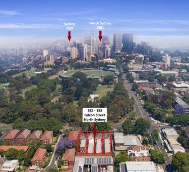 182 - 188 Falcon Street, North Sydney, NSW 2060