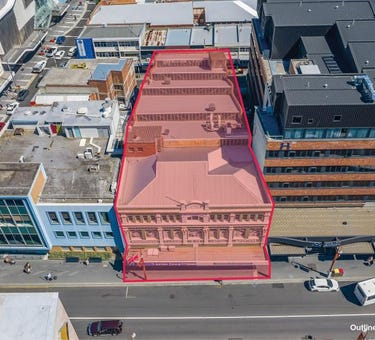 Whole building, 74-76 Elizabeth Street, Hobart, Tas 7000