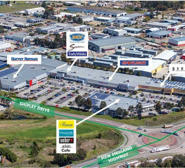 366 New England Highway, Rutherford, NSW 2320