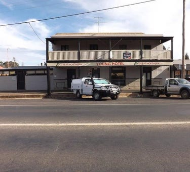 Young Hotel, 89 Lynch Street, Young, NSW 2594