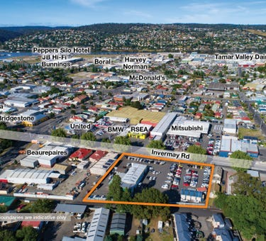 AP Eagers Limited, 20-26 Invermay Road, Invermay, Tas 7248