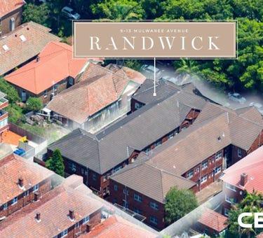 9 & 11-13 Mulwarree Avenue, Randwick, NSW 2031