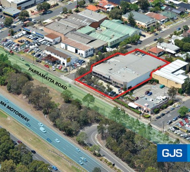 56-60  Parramatta Road, Lidcombe, NSW 2141