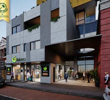 Woolworths Metro 247 Johnston Street, Abbotsford, Vic 3067