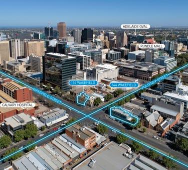 134 & 144 Wakefield Street, Adelaide, SA 5000