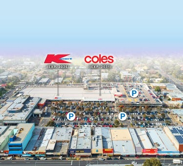 Coles & Kmart Boronia Cnr Floriston Rd & Chandler Rd, Boronia, Vic 3155
