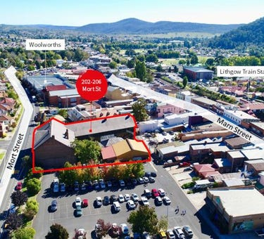 202-206 Mort Street, Lithgow, NSW 2790
