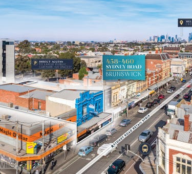 458-460 Sydney Road, Brunswick, Vic 3056