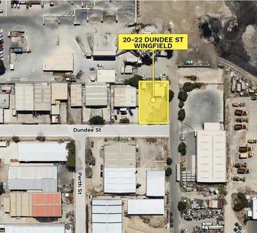 20-22 Dundee Street, Wingfield, SA 5013