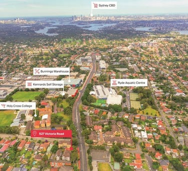 527 Victoria Road, Ryde, NSW 2112