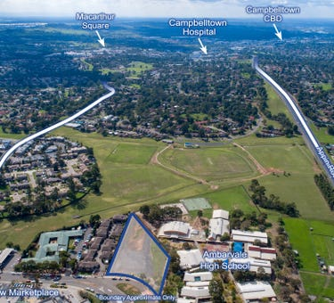 Lot, 2742 Thomas Rose Drive, Rosemeadow, NSW 2560