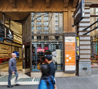 The Block Arcade Complex, 280-292 Collins Street, Melbourne, Vic 3000