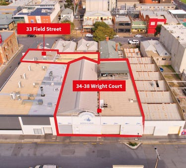 34-38 Wright Court, 34-38 Wright Court and 33 Field Street, Adelaide, SA 5000