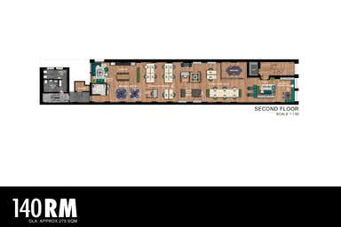 140 Rundle Mall Adelaide SA 5000 - Floor Plan 1