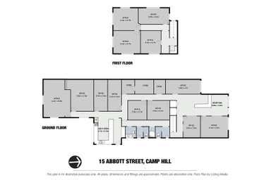 15 Abbott Street Camp Hill QLD 4152 - Floor Plan 1