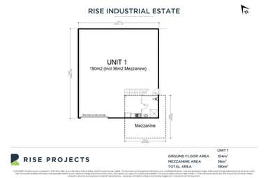 Rise Industrial Estate, 15-17 Charles Street St Marys NSW 2760 - Floor Plan 1