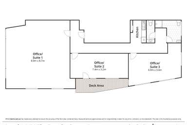 Level 1 Suite 1, 4/81 The Parade Ocean Grove VIC 3226 - Floor Plan 1