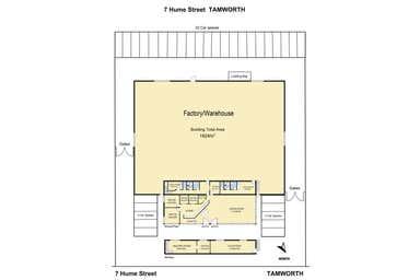 7 Hume Street Tamworth NSW 2340 - Floor Plan 1