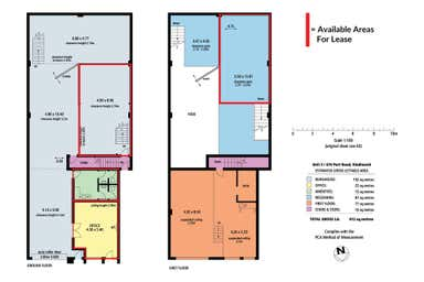 3/474 Port Road West Hindmarsh SA 5007 - Floor Plan 1