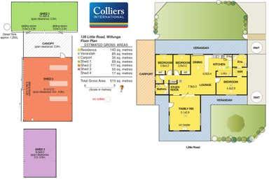 Matthews Vineyard 139 Little Road Willunga SA 5172 - Floor Plan 1