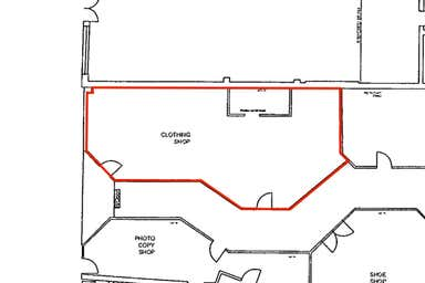 Shop 13, 111 Main Road Moonah TAS 7009 - Floor Plan 1