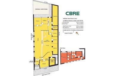 268 Main North Road Clare SA 5453 - Floor Plan 1