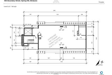 5,6 and 7/490 Boundary Street Spring Hill QLD 4000 - Floor Plan 1