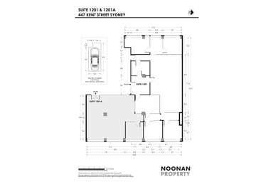 Interpro House, 1201/447 Kent Street Sydney NSW 2000 - Floor Plan 1
