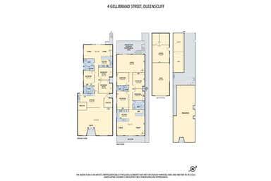 4 Gellibrand Street Queenscliff VIC 3225 - Floor Plan 1