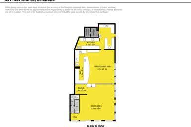 451-457 Ann Street Brisbane City QLD 4000 - Floor Plan 1