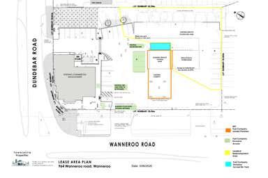 Land, 964 Wanneroo Road Wanneroo WA 6065 - Floor Plan 1