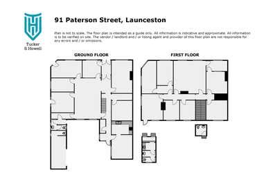 91 Paterson Street Launceston TAS 7250 - Floor Plan 1
