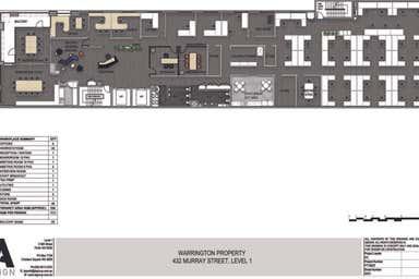 432 Murray Street Perth WA 6000 - Floor Plan 1
