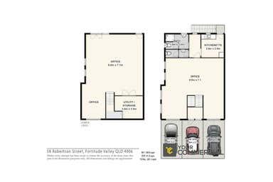 58 Robertson Street Fortitude Valley QLD 4006 - Floor Plan 1