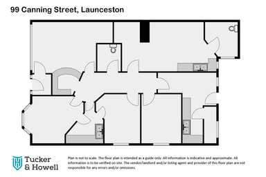 99 Canning Street Launceston TAS 7250 - Floor Plan 1