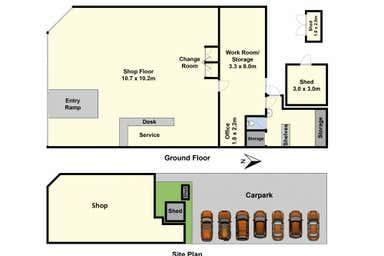 269 Myers Street East Geelong VIC 3219 - Floor Plan 1