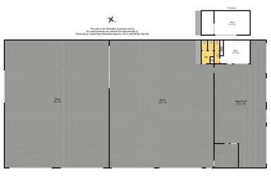 32 HIGHLANDS ROAD Seymour VIC 3660 - Floor Plan 1