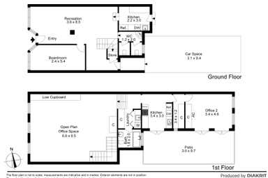 92  Errol Street North Melbourne VIC 3051 - Floor Plan 1