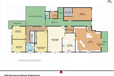 287 Davistown Road Yattalunga NSW 2251 - Floor Plan 1